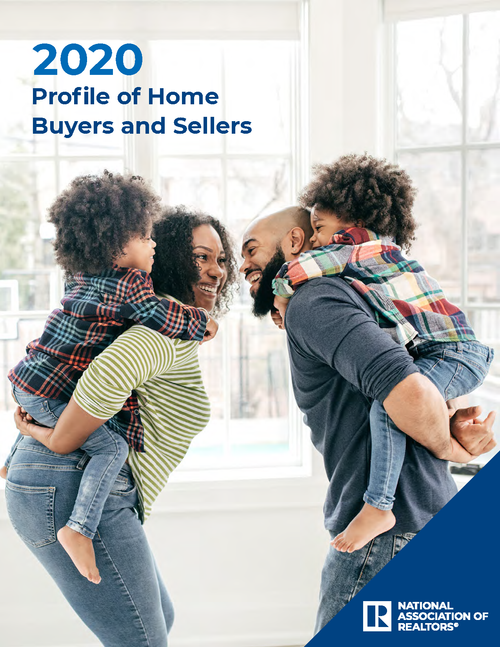2020 NAR Profile of Home Buyers and Sellers - Download