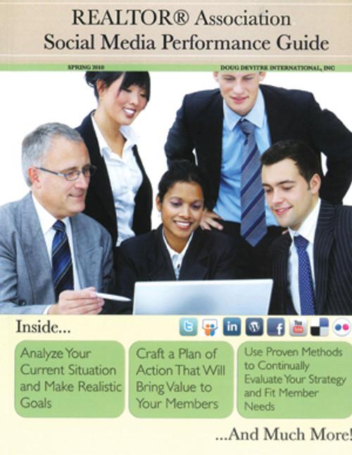 REALTOR® Association Social Media Performance Guide