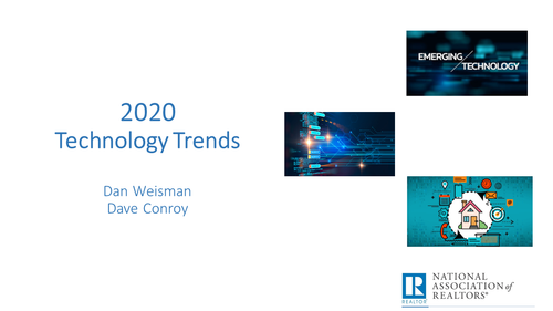 2020 Technology Trends Webinar