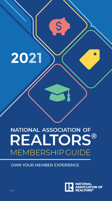 2021 Membership Guide Cover