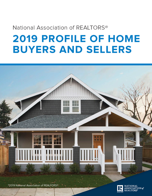 2019 NAR Profile of Home Buyers and Sellers - Download