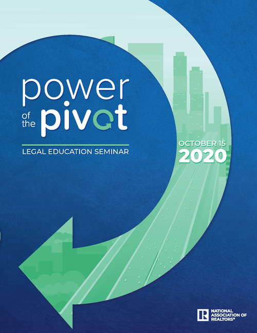 2020 Legal Education Seminar for Association and MLS Counsel