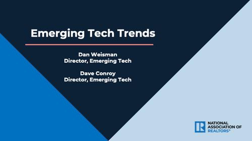 2022 Technology Trends Webinar