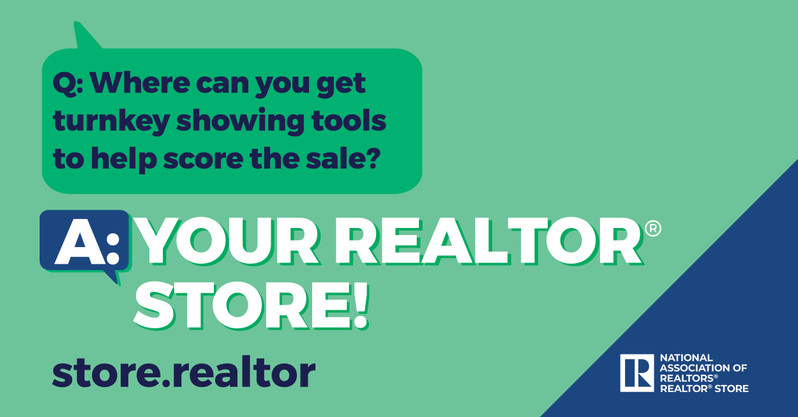 You New REALTOR® Store is Here