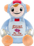 Spaceman Cubby Message Bear