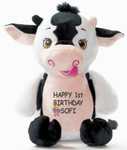 Give a Signature Cow Cubby personalised for your loved one