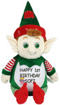 Personalised Elf Cubby