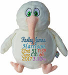 Personalised gift White Kiwi