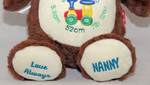 Personalised Easter Bear - Embroider Buddy Rabbit