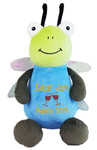 Personalised Message Bear - Dragonfly Hug-Me Cubby