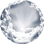 Gold Rim Remembrance Plate - Stillborn/Miscarriage