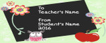 Teacher Thank You Mug - Blackboard
