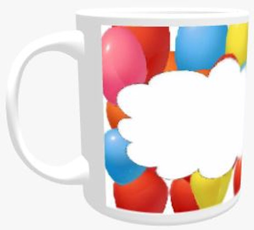 11oz Personalised Mug - Occasions Themed Background