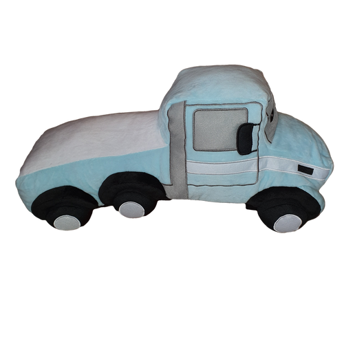 Personalised Bebi Beau Truck Birth Designs