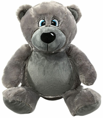 Christmas gift design choices for the Grey Bear Bebi Beau