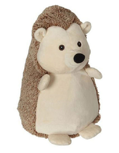 Personalised Embroider Buddy - Hedgehog (Birth Design)