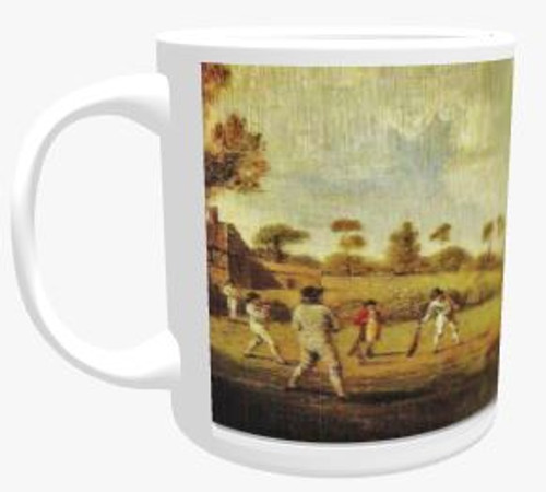 Personalised Mug - Sports Themed Background