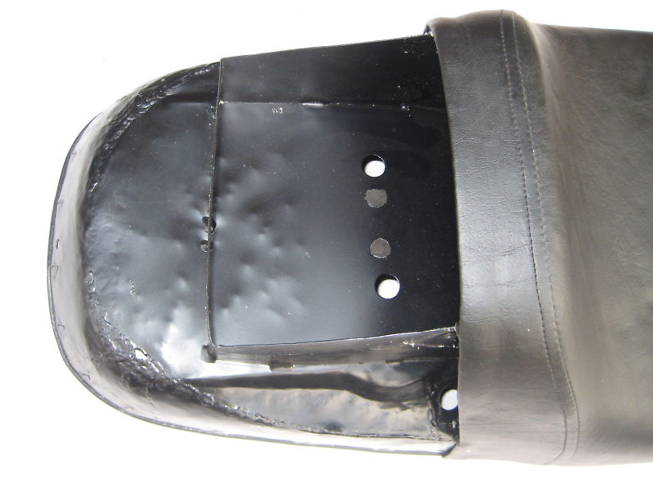 1971 - 1974 Honda CB500F CB500 Cafe Racer Motorcycle Seat with Metal Cowl #2697