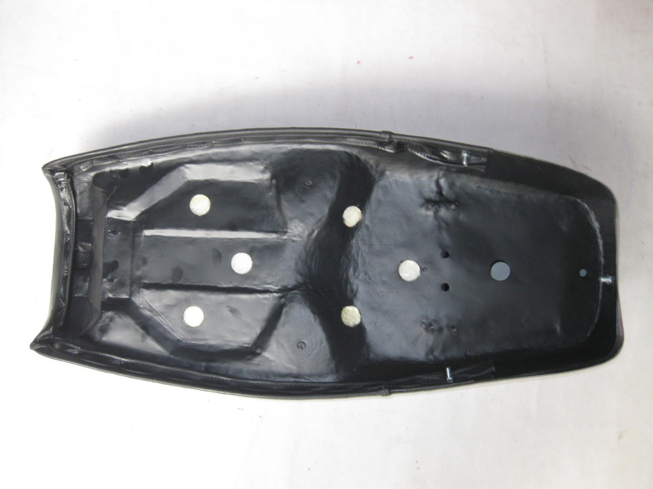 Honda CB400T HAWK CB400A CM400 Cafe Racer Motorcycle Seat with modified seat pan metal cowl #3051
