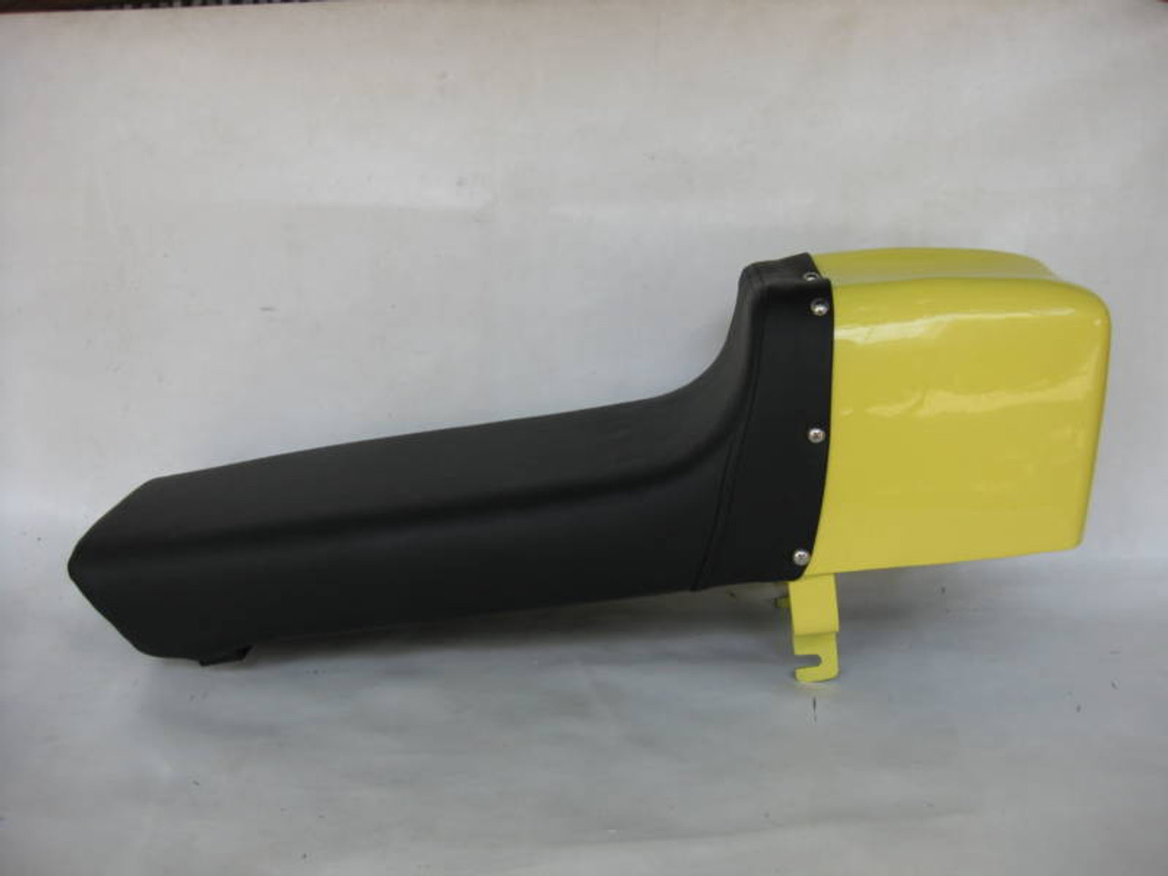 Ducati Single Monza cafe racer seat with metal cowl #4119