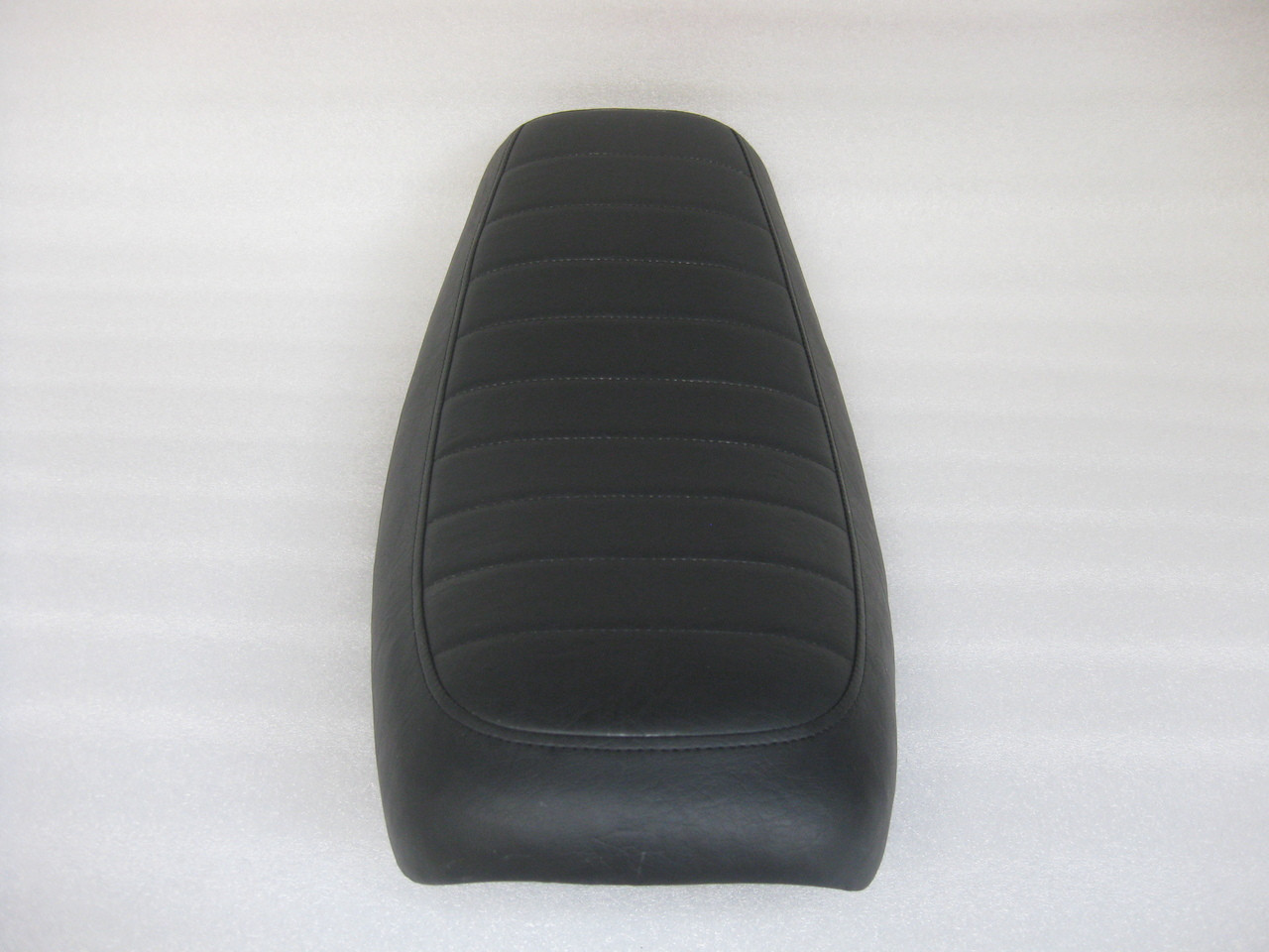 Honda CB350T CL350 CB350F Banana Style Cafe Racer Motorcycle Seat with Metal Pan #4160