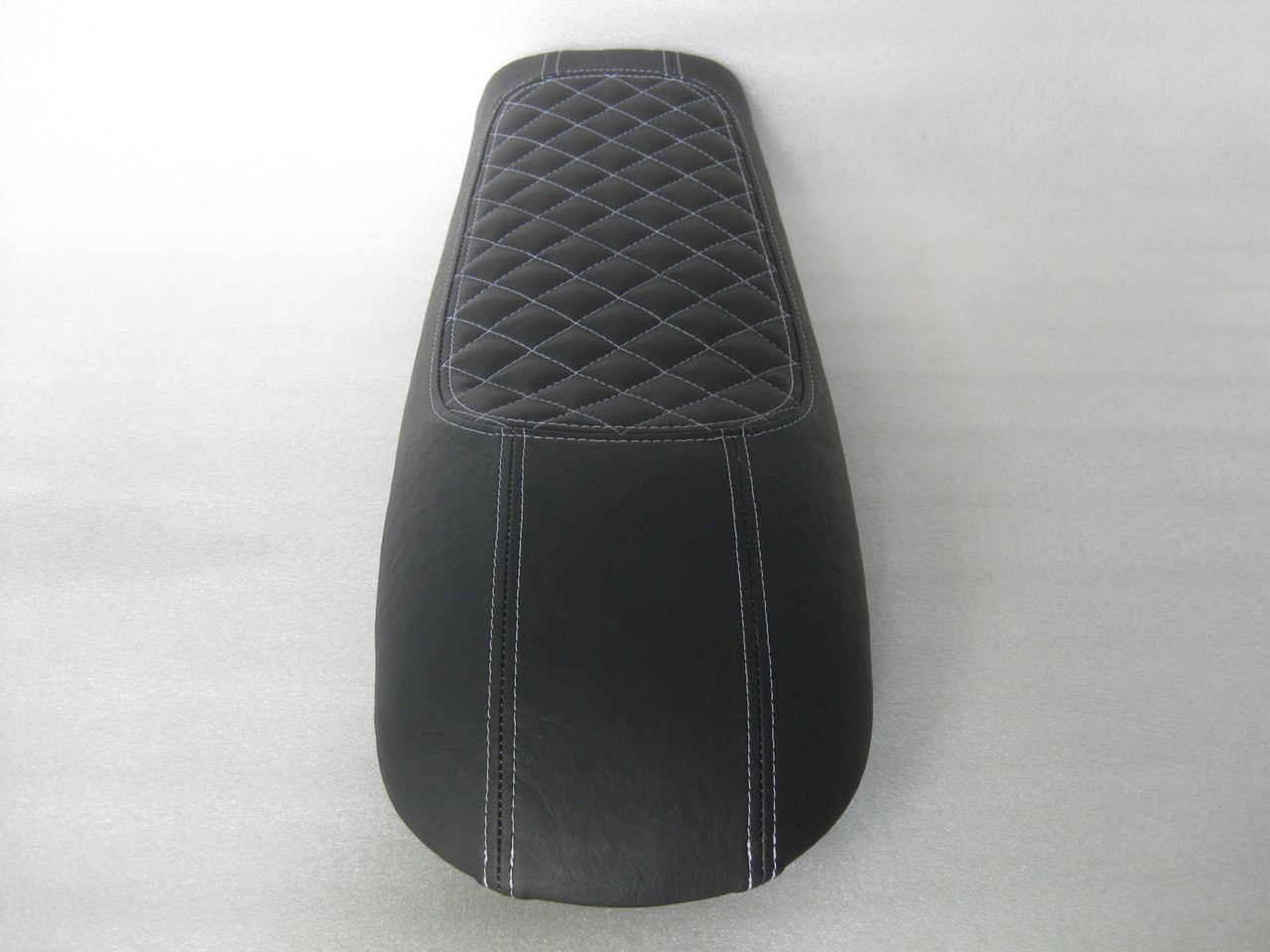 1979 - 1982 Honda CX500 Custom cafe racer complete seat (Wider Front End) - #4255 Style C