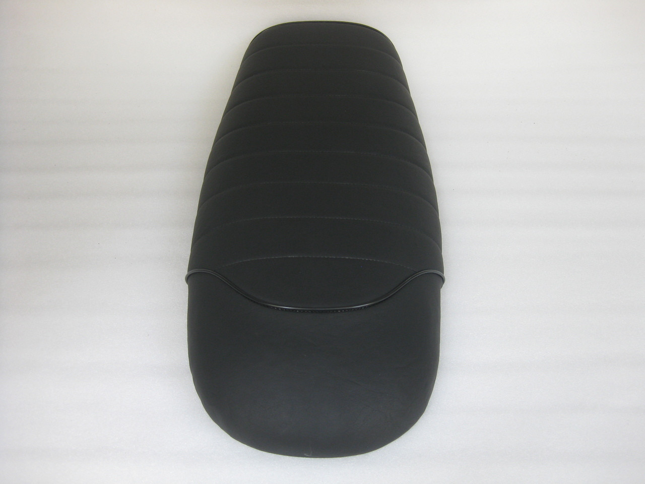 1979 - 1980 Kawasaki KZ650 KZ Cafe Racer Complete Motorcycle Seat with Modified Seat Pan #4265