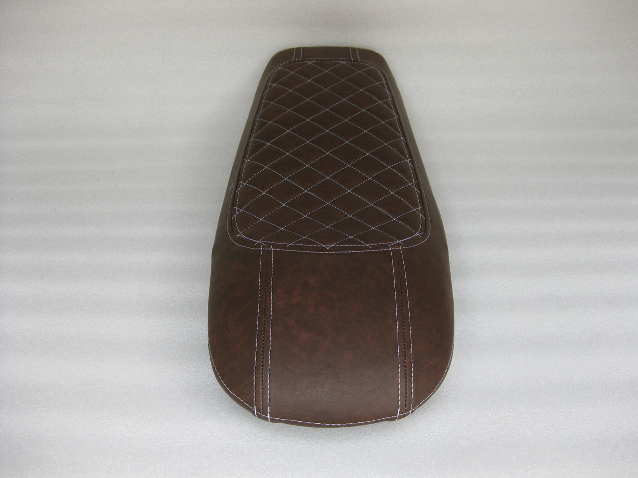 1980 - 1982 Honda CB750C CB750 C or  1982 - 1983 CB750SC Nighthawk Cafe Racer Complete Motorcycle Seat  *with Modified Seat Pan* #4312