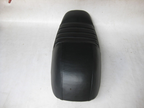 1974 - 1978 Honda CB550F Super sport Cafe Racer Motorcycle Seat with Metal Pan #2737