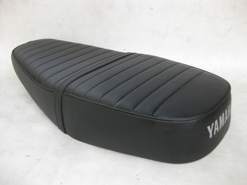 1975 - 1978 Yamaha XS650 XS 650 motorcycle seat powder coated pan #2779
