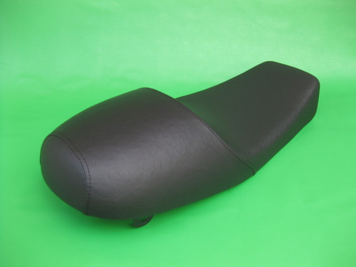 1978 - 1982 Honda CX500 Deluxe Standard / Shadow or CX400 Classic seat with modified motorcycle seat pan #2845