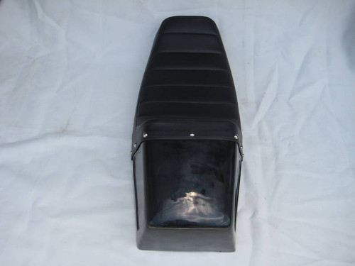 1979 - 1981 Honda CB750K CB750 K Cafe Racer Motorcycle Seat with Metal Cowl 2 #2869