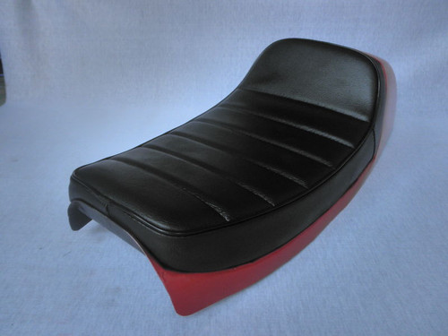 Honda CB750K CB500F CB550K CB550F supersport cafe seat with metal cowl #4060