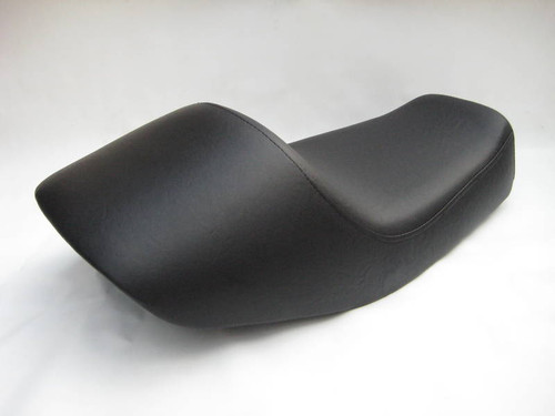 Kawasaki KZ900 KZ1000 cafe racer seat with metal pan #4101