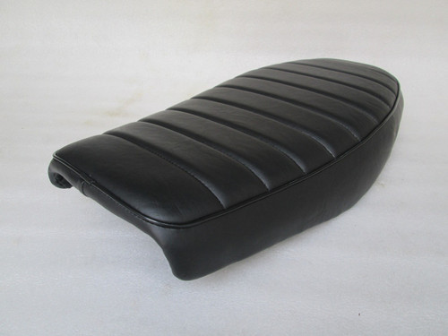 Cafe seat for Yamaha XS400 Special Powder coated Modified seat pan 1981 - 1983  #4192