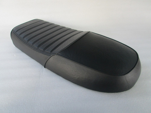 1977 - 1979 Honda CJ360T Cafe Racer Seat with Modified Seat Pan #4211