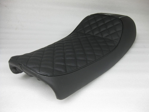 BMW Air Head R45 R65 Cafe Racer Motorcycle Seat Unit #4387