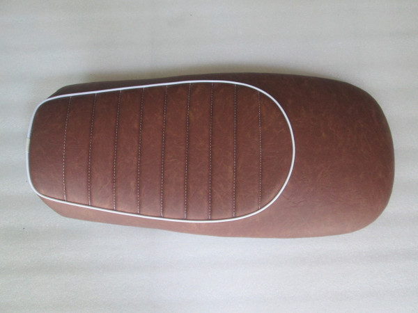 Honda 1200 / GL1200 Goldwing complete motorcycle seat with modified seat pan #4213