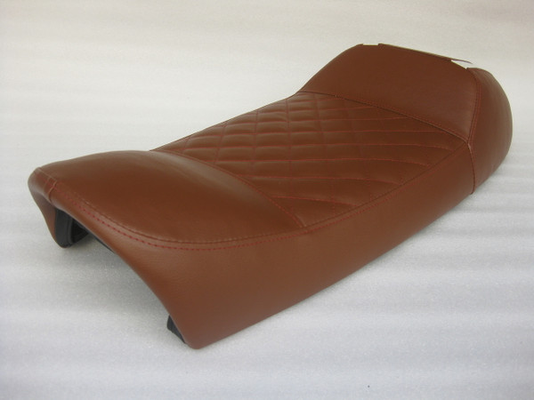 BMW Air Head R45 R65 Cafe Racer Motorcycle Seat Unit #4376