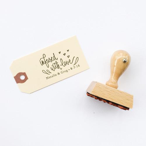 Favor Stamp Wedding Favor Custom Thank You Rubber Stamp Wedding Stamp DIY Envelope Stamp  No.109 Thank You Stamp Wedding Favor Stamp