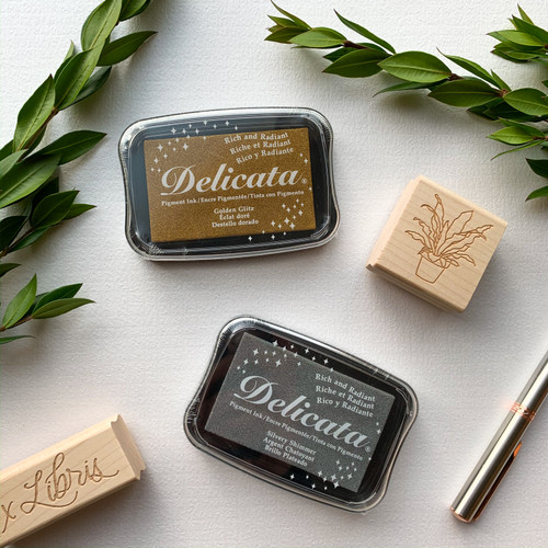 Delicata Metallic Ink Pad