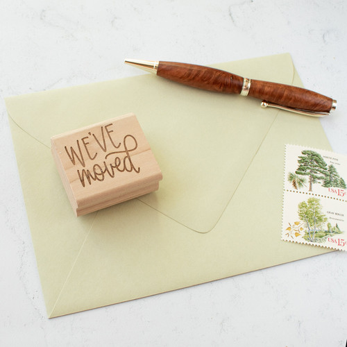 We've moved Rubber Stamp by Paper Sushi