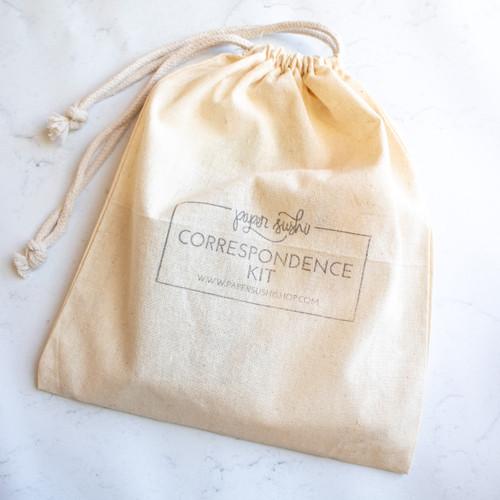 Correspondence Kit by Paper Sushi