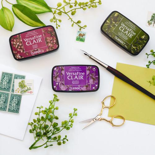 Versafine Clair Pigment Ink Pad