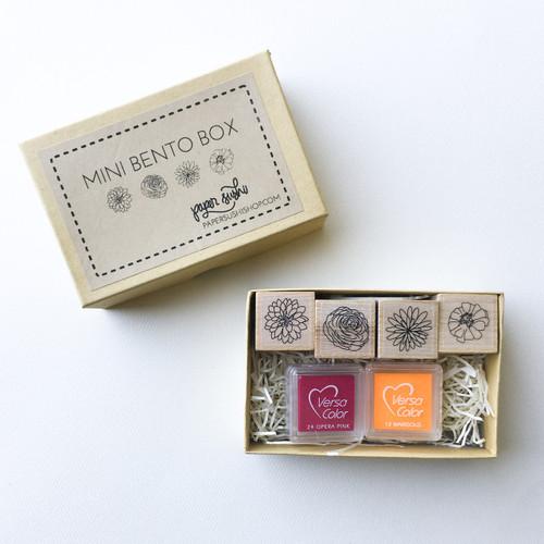 Floral Bento Box