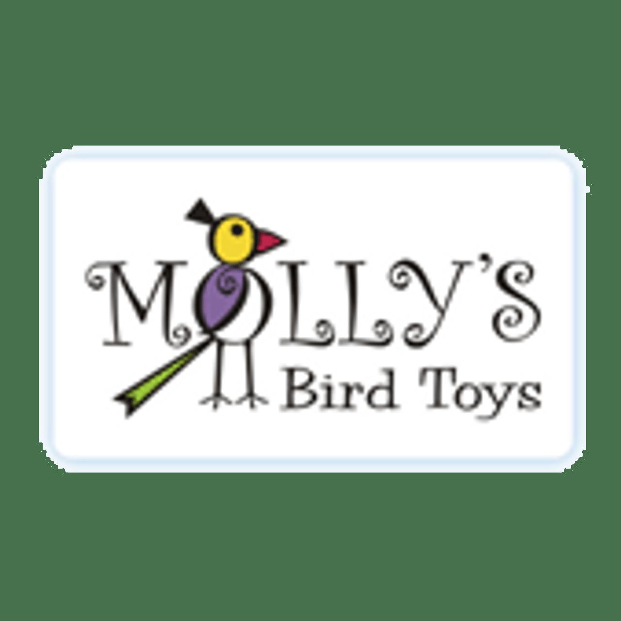 Molly's Bird Toys