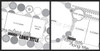 * DIGITAL DOWNLOAD * TWO SKETCHES - Circle Elements   Two Page Layouts