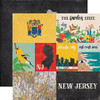 Echo Park Stateside 12x12 Paper: New Jersey