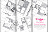 MINI-BUNDLE: May 2016 NSD - Simple Stories Elements Two Page