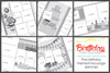 2016 MAY MINI-BUNDLE: Birthday Theme - Two Page